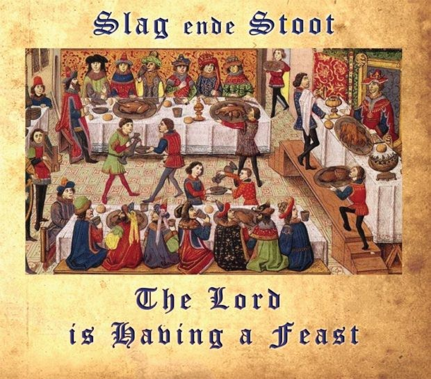 """CD """"The lord is having feast"""""""